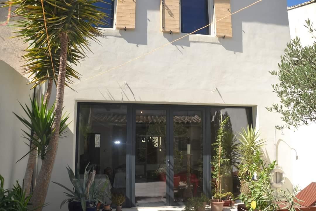 Renovation maison façade pres de Nîmes et Vaunage - devis personnalise GRATUIT - rénovation générale
