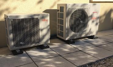 Pose de climatisation réversible à Nages-et-Solorgues (30)