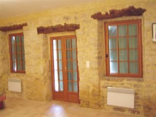 Pose de fenêtres et portes fenêtres bois