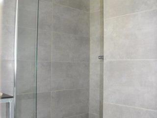 Réalisation d'une douche à l'italienne
