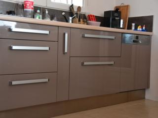 Installation de meubles de cuisine modernes
