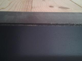 Création d'une mezzanine métal et bois