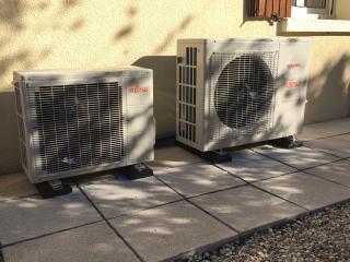 Carré Sud - Système de climatisation réversible