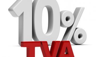 Bénéficier de la TVA à 10%