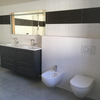 Rénovation Carré Sud Nîmes - Vauvert Salle de bain double vasque