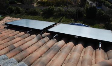 Installation de Chauffe eau solaire