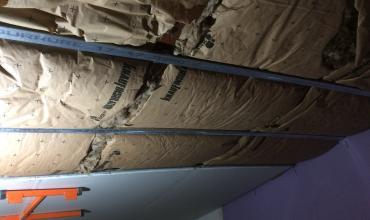 Installation de plafond en Placo ®