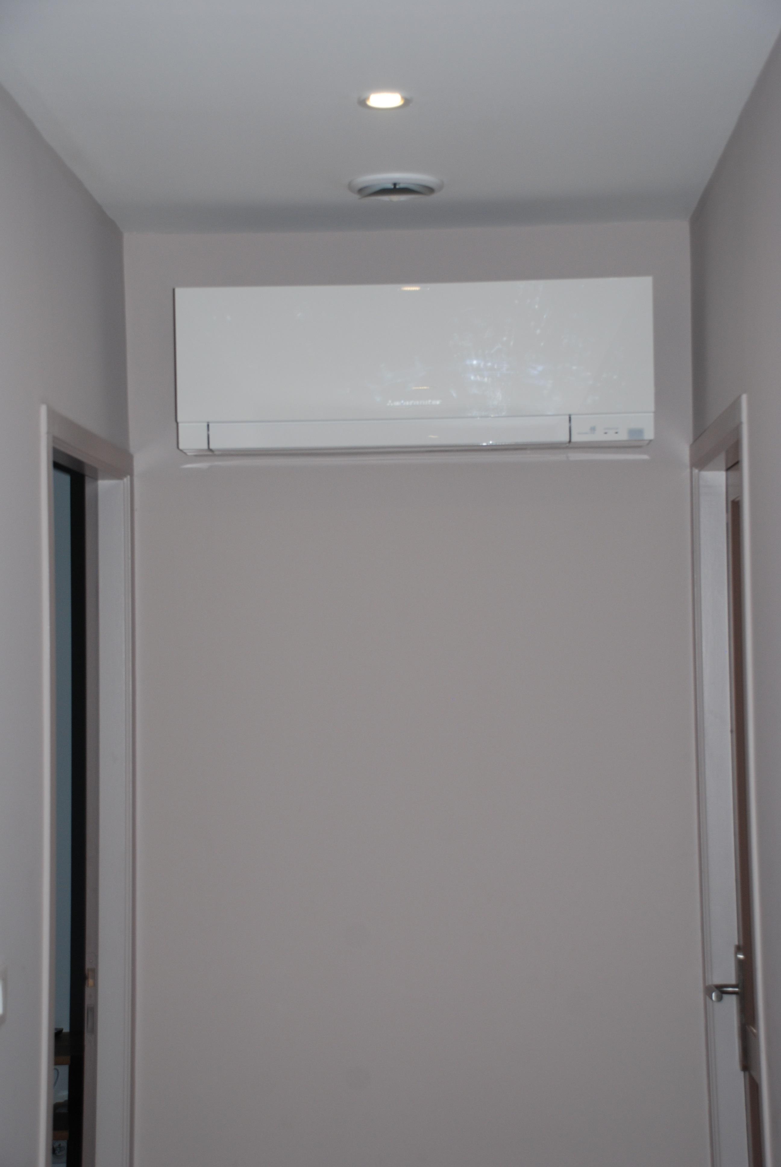 Installer Une Clim Réversible dedans installation de climatisation ~~ travaux renovation climatisation
