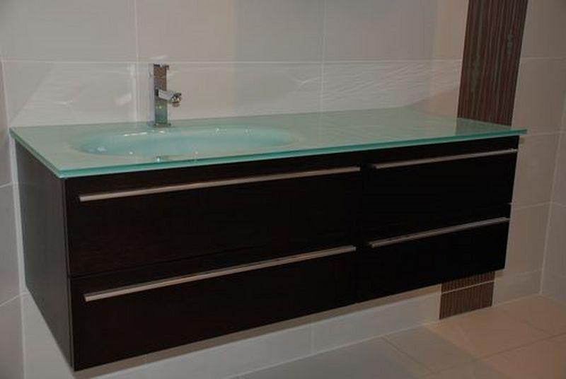 Renovation De Salle Bain Contemporaine Ou Classique Meuble Vasque Moderne