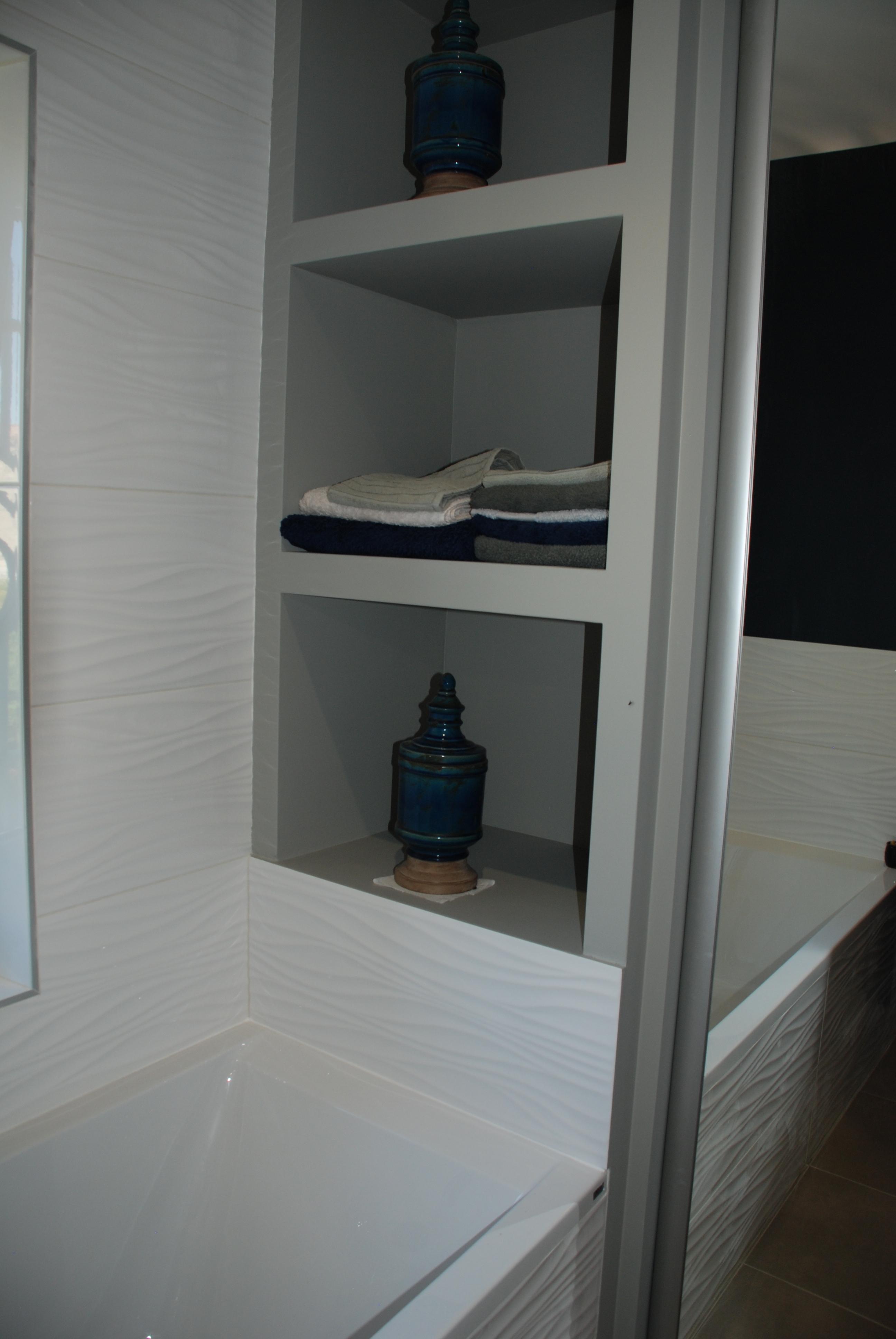 douche avec niche dsc elegant douche italienne lapeyre avec cabines de salle bains et facilot. Black Bedroom Furniture Sets. Home Design Ideas